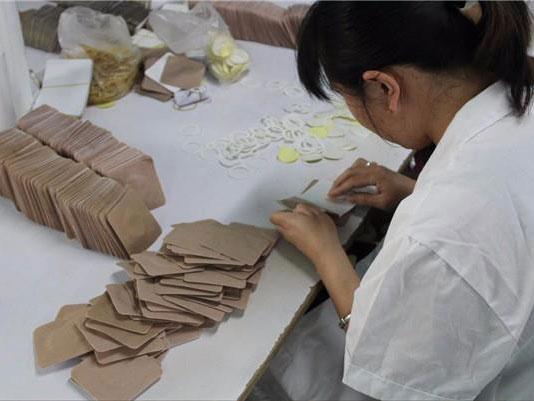 膏药布制作流程